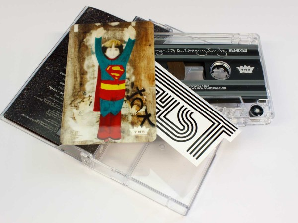 audio cassette pack