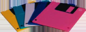 """3.5"""" Floppy Disks."""